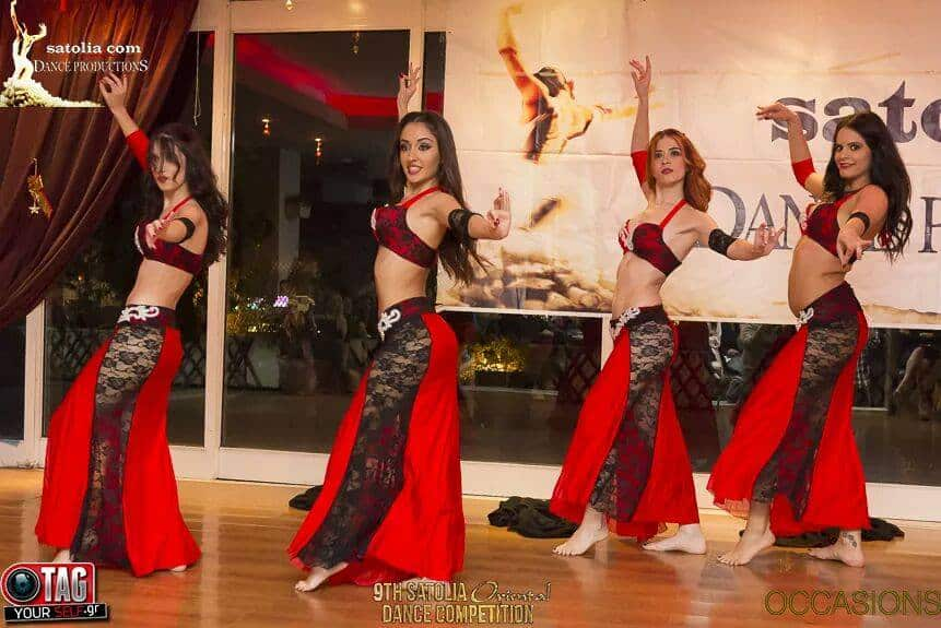 9th satolia oriental competition